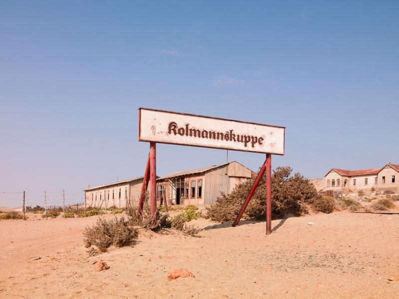 Kolmanskop, Namibia, Africa, 2010