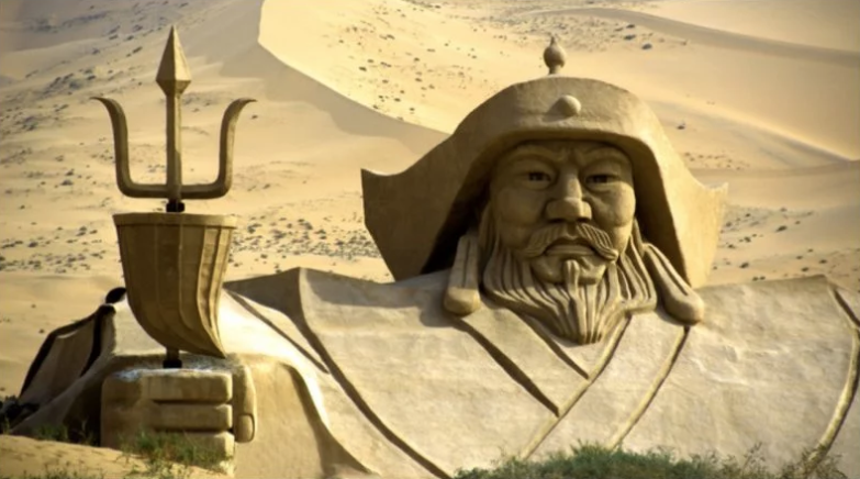 Genghis Khan, warlord and conqueror — Adam Smith Institute